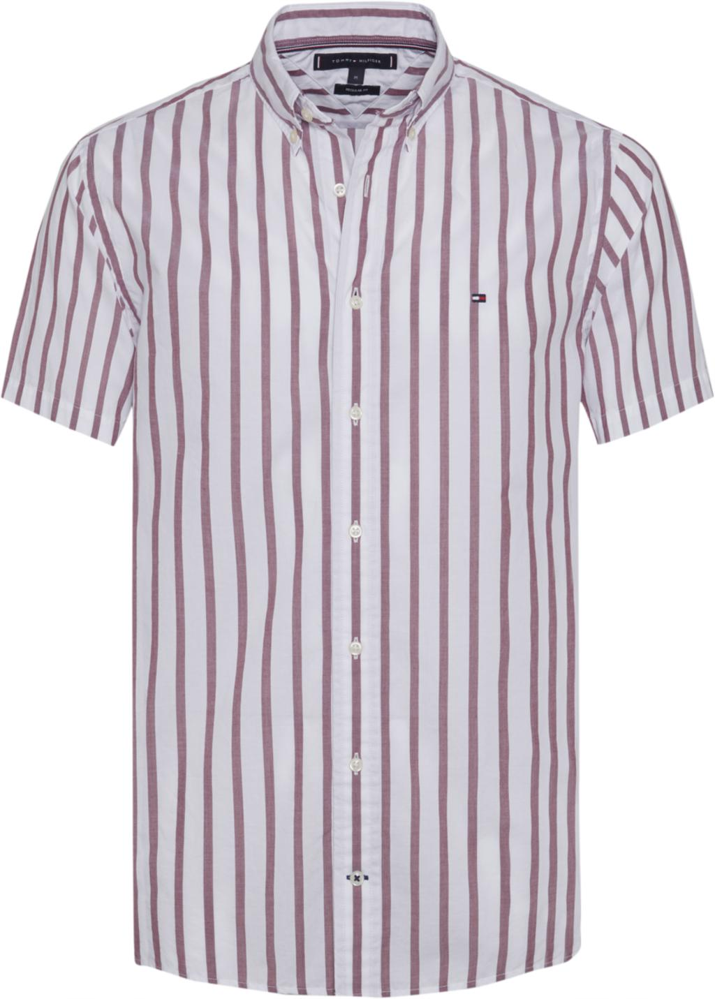 CAMISA PARA CABALLERO TOMMY HILFIGER MW0MW11014
